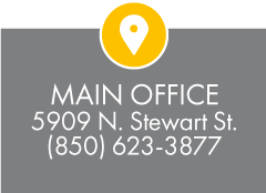 Main Office Location and Number